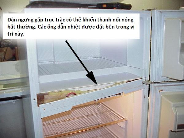 cấu tạo trước tủ lạnh