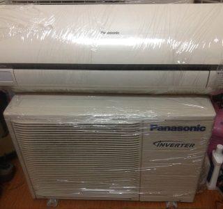 Điều Hòa Panasonic Inverter 12000Btu R410a Còn Đẹp 95%