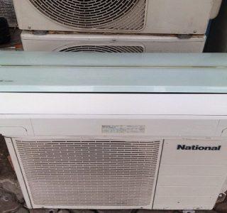 Điều Hòa Nhật National Inverter 9000Btu 2 Chiều Full Option