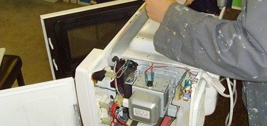 sửa lò vi sóng tại cầu giấy