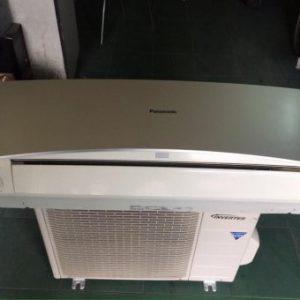 Điều Hòa Panasonic Inverter 10.000BTU, Nguyên Bản 100%, Lạnh Nhanh, Chạy Cực Êm