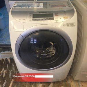 Máy Giặt Nhật Panasonic Inverter VR-5500, Giặt 9KG, Sấy 6KG, Chạy Cực Êm
