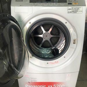 Máy Giặt Nhật Panasonic Inverter VX5200, Giặt 9KG, Sấy 6KG
