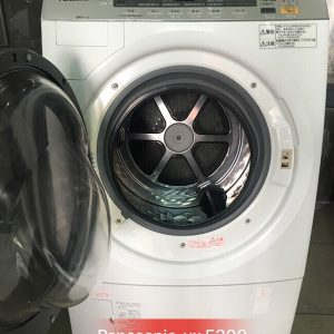 Máy Giặt Nhật Panasonic Inverter VX-5200, Nguyên Bản Từ Con Vít