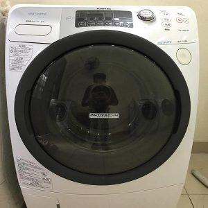 Máy Giặt Nhật Toshiba Z360, Giặt 9KG, Sấy 6KG